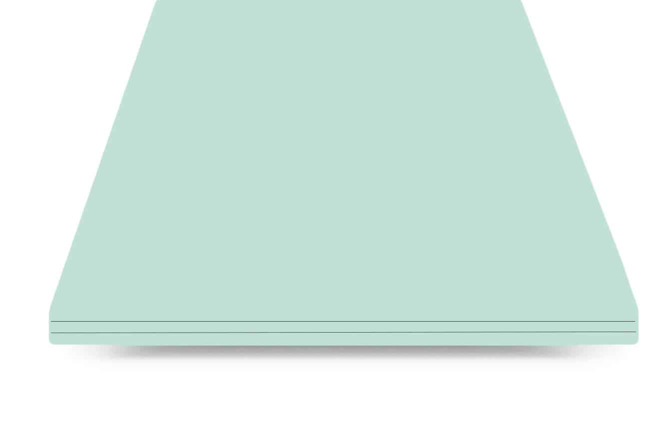 Antimicrobial Pastel Green
